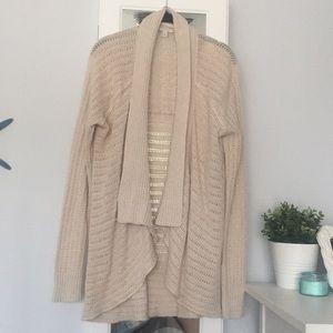 🖤Shawl Style Sweater